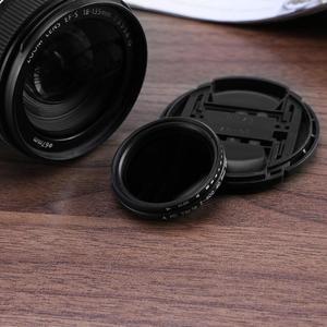 Image 5 - 40.5mm/46mm Fader değişken ND filtre ayarlanabilir ND2 to ND400 ND2 400 nötr yoğunluk Canon NIkon Sony için kamera Lens