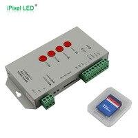 T 1000S sd 컨트롤러 2048 픽셀  3 w  DC5 24V|led aquarium controller|led resourcescontrol led strip -