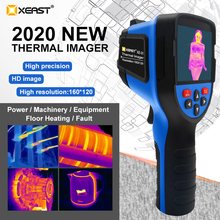 Xeast XE 31 2020 חדש מגניב סופר מקצועי תקלת זיהוי 3.5 אינץ בחדות גבוהה צבע מסך כף יד תרמית Imager XE 32