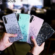 Glitter Zachte Crystal Case Voor Oppo Realme 3 3i 5 5i 6 Pro C2 C3 X Xt X2 Reno 2 Z F A9 A5 2020 F3 K3 F1S A52 A3S A5S A31 A91 Bling Sky Cover(China)
