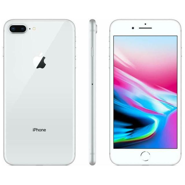 """Apple iPhone 8 Plus Factory Original Mobile Phone 4G LTE 5.5"""" Hexa-core A11 Dual 12MP RAM 3GB ROM 64GB/256GB NFC 3"""