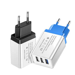 Eu/Us-Adapter Chargers Micro-Usb-Cable Apple Samsung Traverl Huawei iPhone Xiaomi
