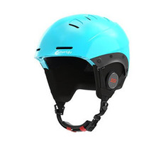 Smart4u Bluetooth Ski Helmet Men Women Easy Connect Cycling Scooter Electric Bicycle Black Blue White