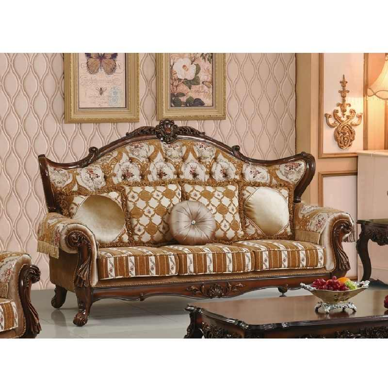 Victorian Style Sofa Living Room Sets