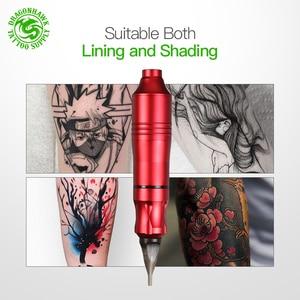 Image 3 - Conjunto de maquillaje permanente para tatuaje, máquina rotativa de pluma, Kits de tatuaje, Mini Pedal de potencia, tatuaje de estudio, surtido