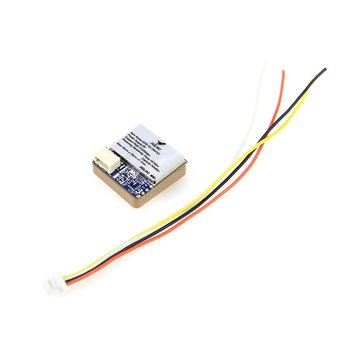HGLRC M80 GPS Mini GPS Module Supports GPS,GLONASS,GALILEO,QZSS,SBAS,BDS for RC Drone FPV Racing Models Part & Accessories image