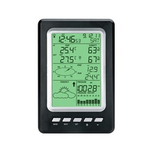 цена на 2020 Best Selling Bluetooth Data Storage Atmosphere Weather Station In/outdoor Wind Direction/Pressure Testers
