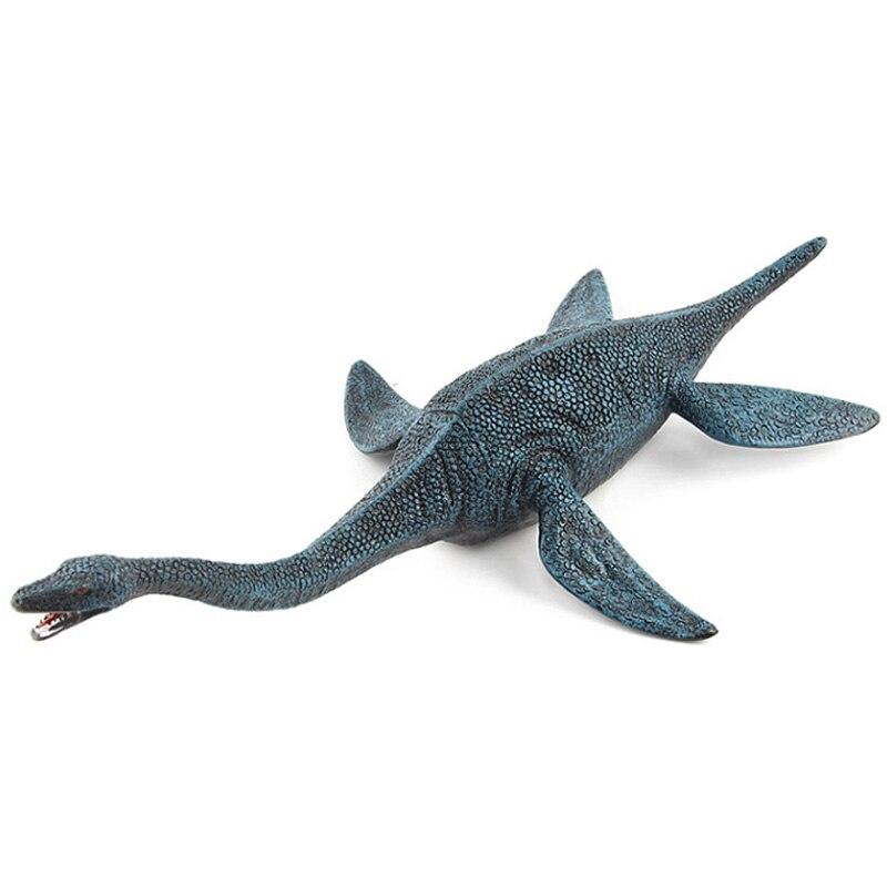 Dinosaur-Toy Play-Toys Action-Figures Jurassic Plastic Boy Gift Wildlife-Plesiosaur Kids