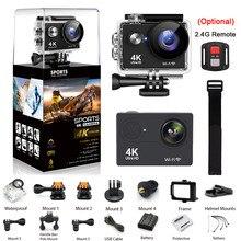 FIREFLY Sports Action Camera WIFI 4K 30fps Ultra HD 16MP 170