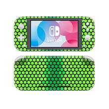 Honeycomb Texture Style Vinyl Skin Sticker for Nintendo Switch Lite NSL Protective Film Decal Skins Cover(China)