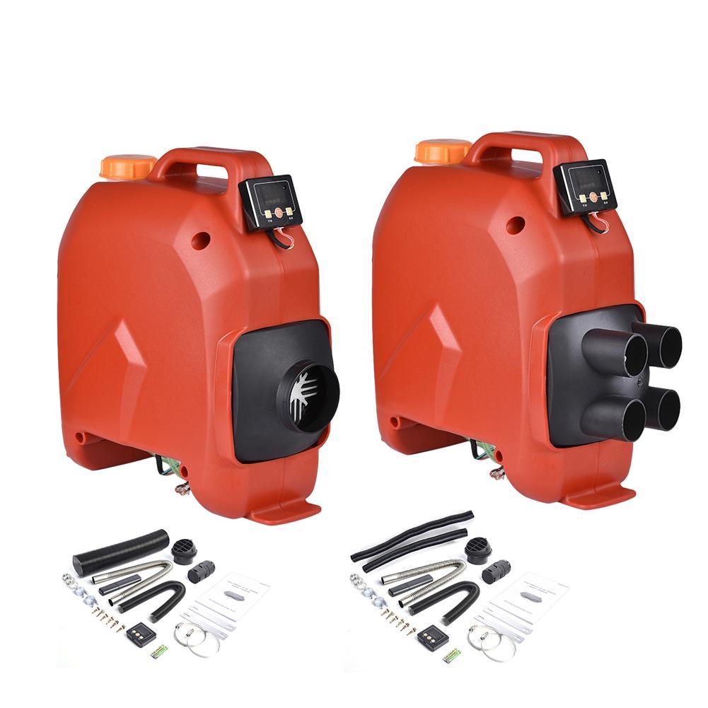 Автомобильный парковочный обогреватель 12 V/24 V 5KW Защита окружающей среды дружелюбный дизелей нагреватель универсальный для грузовых автом... - 6