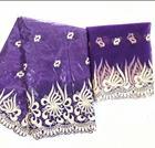 purple lace fabric j...