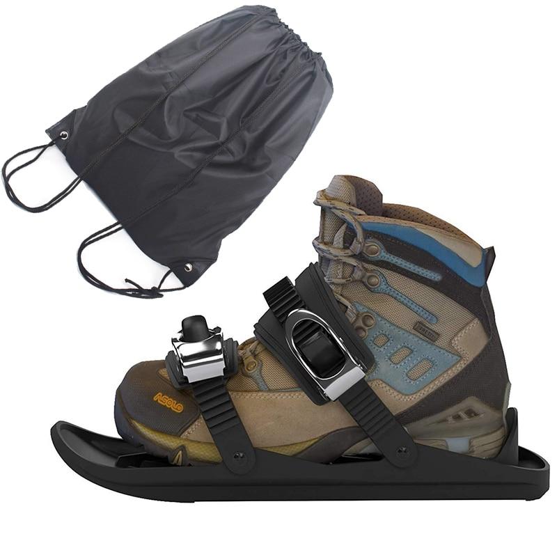 1-Pair-Mini-Ski-Skates-Snow-Shoes-Mini-Ski-Skates-for-Snow-Outdoor-Adjustable-Bindings-Short (1)