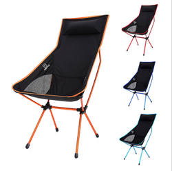 Beach Hiking Picnic Seat  Folding Chair Camping Chair Portable Travel Ultralight Superhard High Load Outdoor Fishing Tools Chair