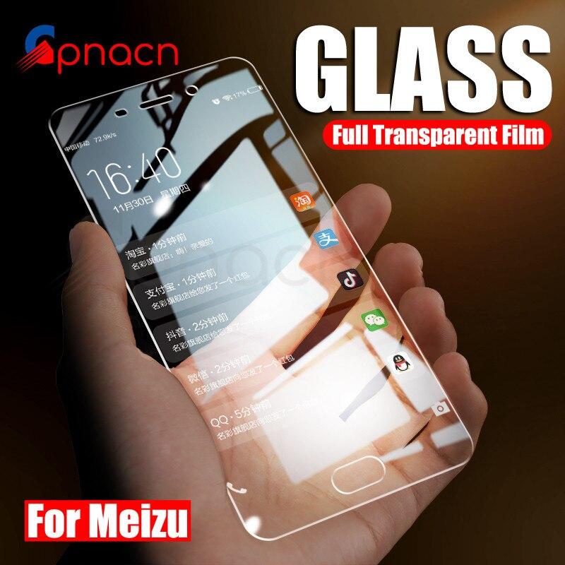 9H Full Tempered Glass For Meizu M8 Lite Screen Protector Glass For Meizu C9 Pro M6 M5 M8 Note Meizu M6S M6T M5S M5C Glass Film