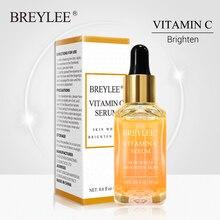 BREYLEE Vitamin C Serum Face Whitening Essence Brighten Skin Facial Fade Dark Sp