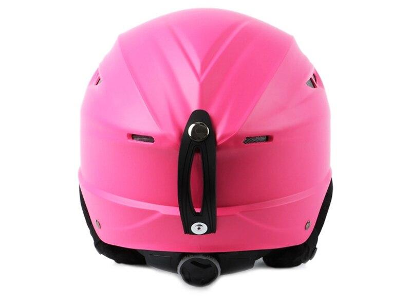 de esqui para adultos e crianças capacete
