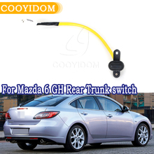 Switch Button Luggage-Lock Back-Trunk Tailgate Push-Door Keyless Mazda 6 for GH Rear