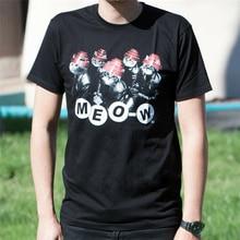 Devo Meow Tee Men';S Tshirt Size S To 3Xl Summer Tee Shirt New Fashion Design