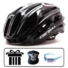 CAIRBULL bisiklet kask yol MTB bisiklet Ultralight sürme kask tek parça tasarım dağ bisikleti sürme kask