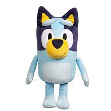 8 pulgadas Bluey niños suave regalo de niños juguetes de peluche perro títeres muñeca suave Cuty de peluche de juguete de 2021 Bluey Bingo muñeco de juguete de peluche F
