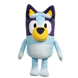 8 zoll Bluey Kinder Weichen Geschenk Kinder Nette Plüsch Spielzeug Doggy Pupets Puppe Weiche Cuty Stofftier 2021 Bluey Bingo plüsch Puppe Spielzeug F