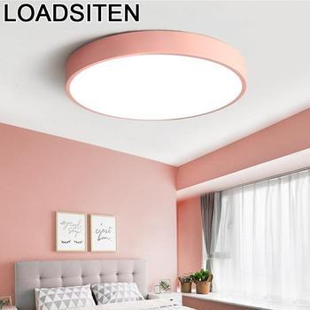 vintage lamp for living room moderne colgante moderna home lighting plafondlamp plafonnier lampara de techo led ceiling light