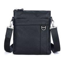 цена на High Quality Men Vintage Cowhide Leather Shoulder Messenger Bag Man Cross-body Business Satchel Bags