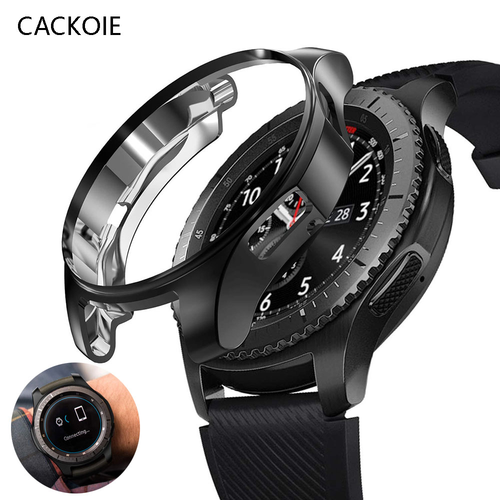 Case For Samsung Galaxy Watch 46mm 42mm/Gear S3 frontier General purpose bumper smart watch accessories protection cover