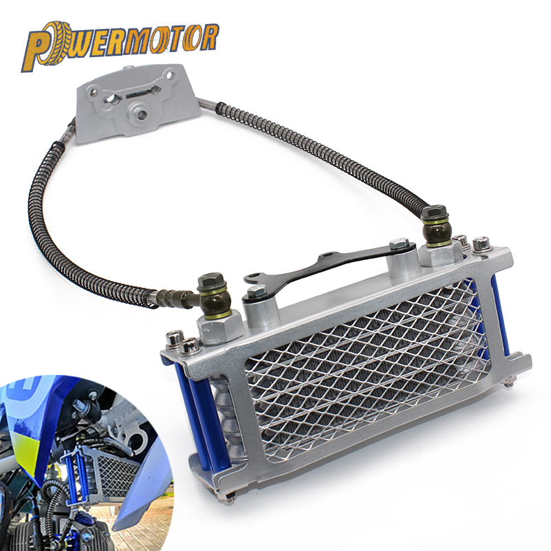 Motocross Oil Cooling Horizontal Engine Chinese Made For 50cc 70cc 90cc <font><b>110cc</b></font> 125cc 140cc Dirt Pit Monkey Bike <font><b>ATV</b></font> <font><b>Motor</b></font> image