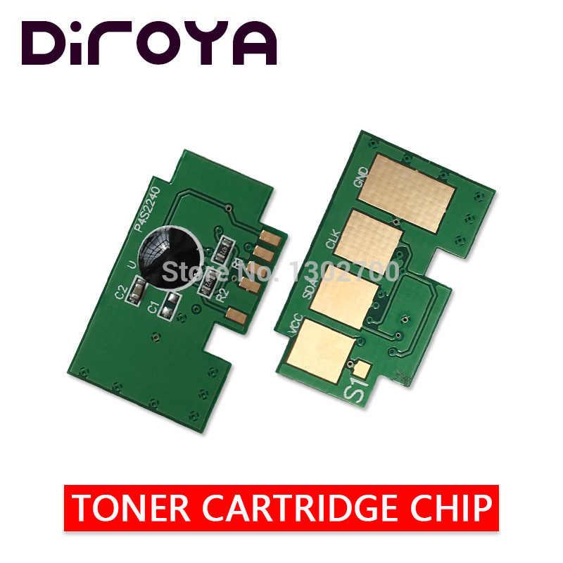 CLT504S CLT-K504S C504S M Y504S chip de cartucho de tóner para samsung CLP-415 415 CLP 415NW CLX-4195 CLX 4195FN 4195FW C1810 C1860FW