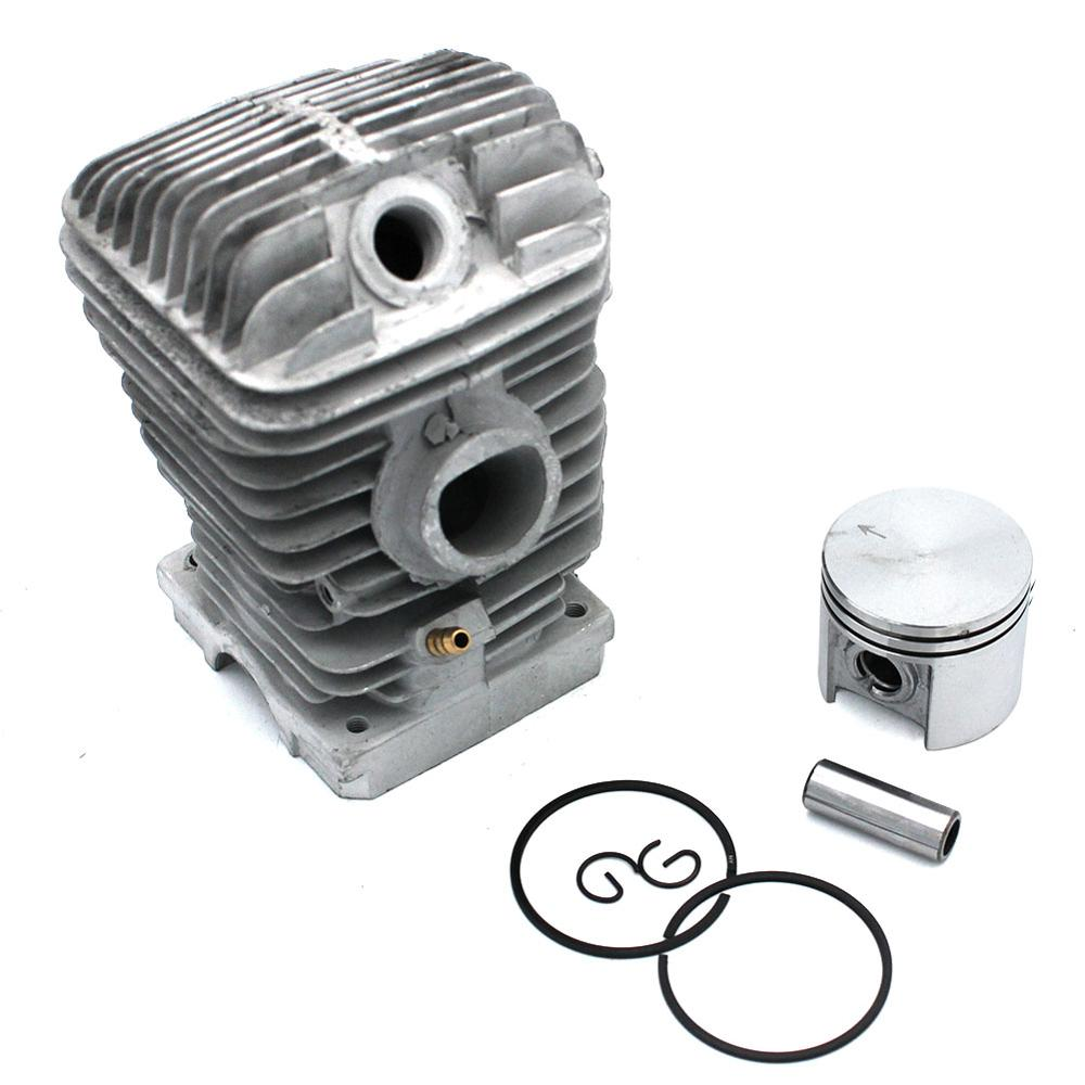 Cylinder Piston Kit  For Stihl 021 MS210 MS210C MS210C-BE Z MS210Z Chainsaw PN 1123 020 1218 1123 020 1221 1123 020 1219