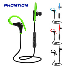 Keydol Bluetooth 4.1 Wireless Earphones Bass Stereo Ear-hook Sports Noise Reduction with Mic Headset for Xiaomi iPhone Samsung bt 01 wireless earphone stereo ear hook sports noise reduction earphones with microphone headset