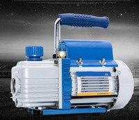 Mini Vacuum Pump Experimental Suction Filter / Air Conditioner Refrigerator / Sticker Machine Model Pumping Portable Vacuum Pump