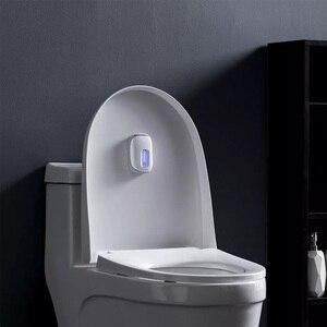 Image 5 - شاومي Xiaoda قابلة للشحن الأشعة فوق البنفسجية مبيد للجراثيم تركيب المصابيح تطهير الأوزون إزالة الروائح قتل الغبار مصباح ضوء المرحاض
