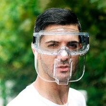 Masks Face-Shield Anti-Splash Face-Protection Safety All Work Goggle Lab-Eyewear Dustproof