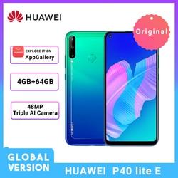 Перейти на Алиэкспресс и купить in stock huawei p40 lite e global version 4gb 64gb smartphone 48mp ai cameras 6.39'' fhd screen kirin 710 octa core cellphone