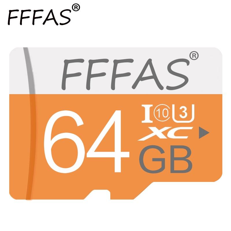 New Micro SD Card 32GB 64GB 16GB 8GB 128GB Class10 Memory Card Microsd TF Card Pen Drive Flash Memory Disk For SmartPhone/Camera