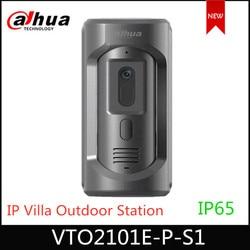 Dahua VTO2101E-P -S1 IP Villa Outdoor Stazione di VTO2101E-P modello di aggiornamento, In lega di Zinco pannello, IP65,IK10 citofono di sistema