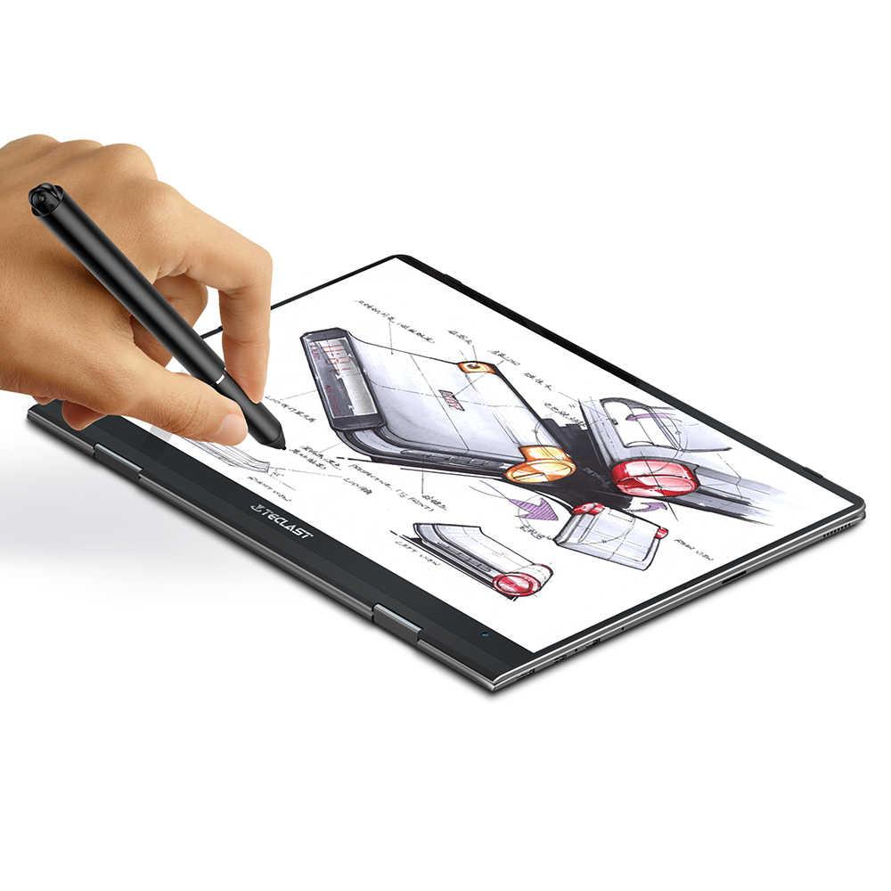 "Teclast F5 Laptop Intel Gemini See N4100 Quad Core 8GB RAM 256GB SSD Windows10 360 Rotierenden Touchscreen 11,6 ""Notebook PC"
