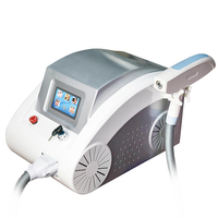 ND YAG laser beauty machine for tattoo removal eyebrow remover black doll carbon peeling facial skin rejuvenation skin machine