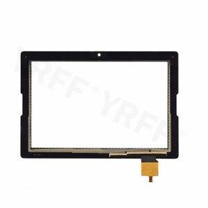 Image 5 - 10.1 شاشة لينوفو تبويب 2 A10 70 A10 70F A10 70L A7600 A7600 F A7600 H محول الأرقام بشاشة تعمل بلمس الاستشعار الزجاج لوحة استبدال