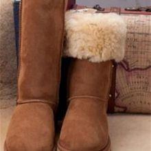 2020 prawdziwe kożuchy futerkowe buty damskie męskie buty kobieta australia buty damskie buty śniegowce zimowe męskie skórzane buty