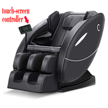 Korea India Japan Latest Fix Cheap Electric Full Body Massage Chair 4d Zero Gravity 3d Foot Shiatsu Power Supply Price