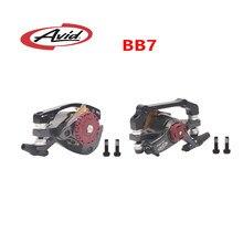 Avid bb7 Bremsen für Fahrrad, gesinterte bremsbeläge, mtb disc bremse, Berg Rennrad teile, mechanische sattel linie ziehen bremse