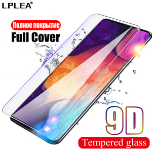 Curved Protective Glass For Samsung Galaxy Note 8 9 Screen Protector For S7 edge S8 S9 Plus A10 A20 A30 A50 A70 Tempered Glass(China)