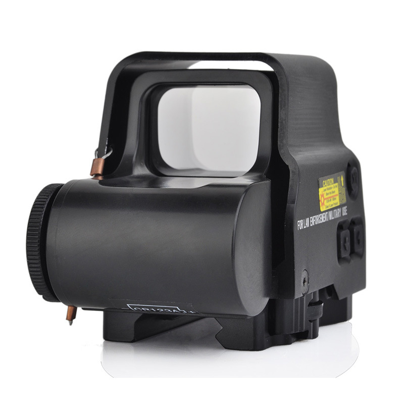 High-definition Holographic Sight <font><b>558</b></font> Red Dot Optical Reflective Sight Black / Sand Color Aluminum Alloy Air Gun Accessories image