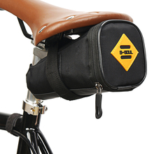 MTB Road Bike Bicycle Bags Bike Saddle Bag Polyester Waterproof Seatpost Storage Pouch Cycling Tail Rear Bag Bicycle Accessorie 2020 style cycling road bike frame blue camouflage bike frameset v brakes seatpost frok headset made in china free shipping