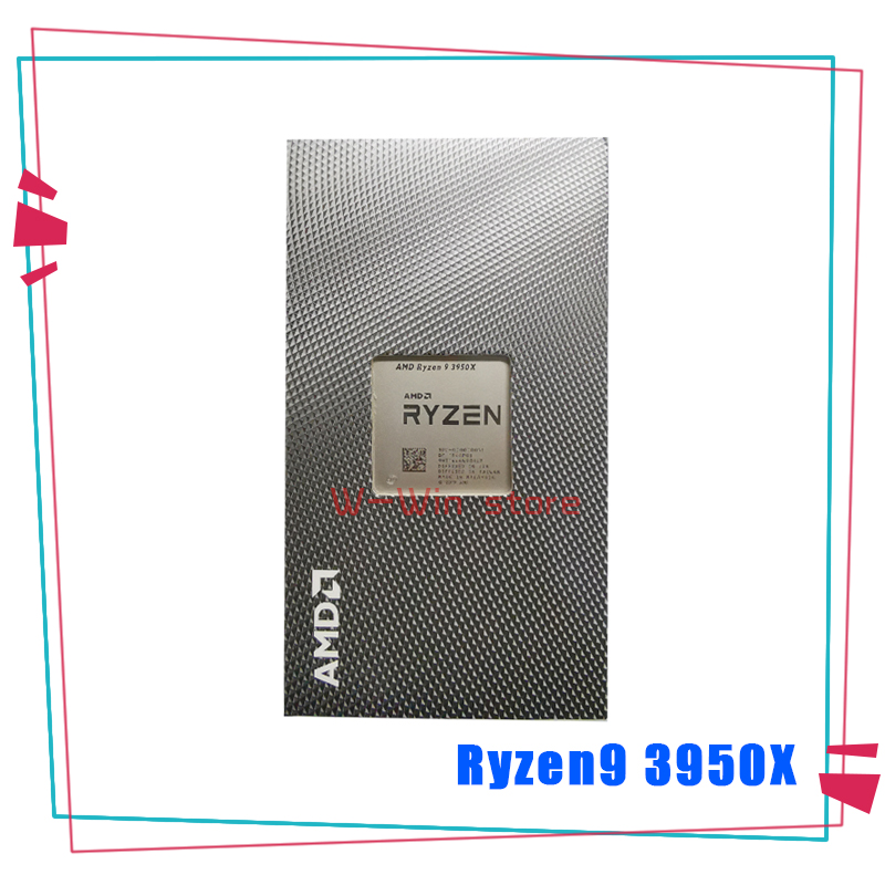 New Amd Ryzen 9 3900x Ryzen 9 3950x R9 3950x 3 5 Ghz 16 Core 32 Thread Cpu Processor 7nm L3 64m 100 000000051 Socket Am4 No Fan Cpus Aliexpress