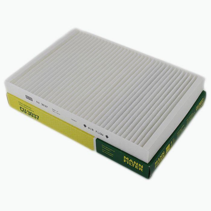 Kabine Filter Mann CU 3037 Mahle LA 93 Hengst E955LI Bosch 0 986 628 513